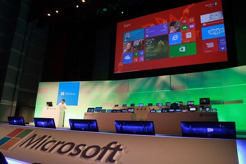 微軟Windows8.1介面展示_20130605_賀大新攝影_02