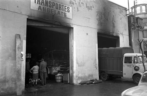 Fotografia de l'Arxiu Municipal de la Ciutat de Girona.