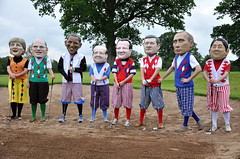 Will the G8 score a hole in one?