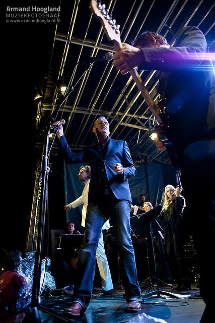 Diederik Nomden / Jacco de Greeuw (ex Johan) / Grand Pop Orchestra @ Hoornse Stadfeesten 2013