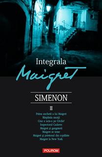 Intégrale Maigret II