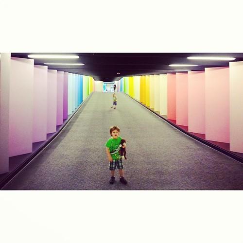 A little trip through Rainbow Hall