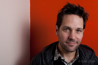 Paul Rudd by Dan Dion