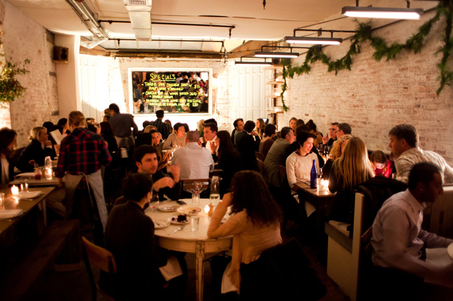 Where to Eat in NYC The Fat Radish
