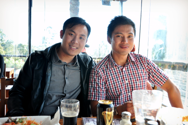 Meringandan Pub: Farewell Lunch with Besties