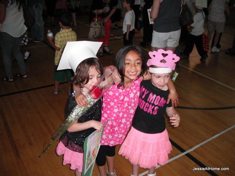 Happy-girls-kindergarten-graduation-June-2013