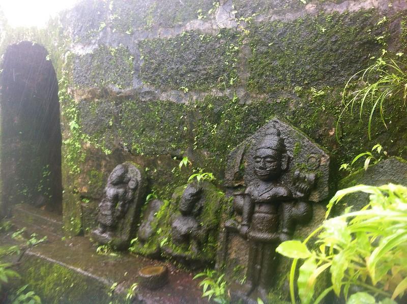 Kangorigad / Mangalgad Trek - Kangori Devi Temple