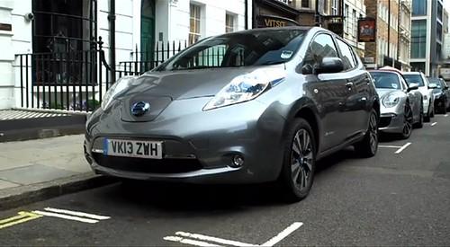 Renault и Nissan продали стотысячный электромобиль