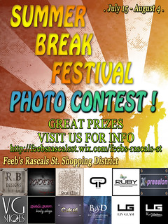 Summer Break Festival PHOTO CONTEST v2 SPONSORS