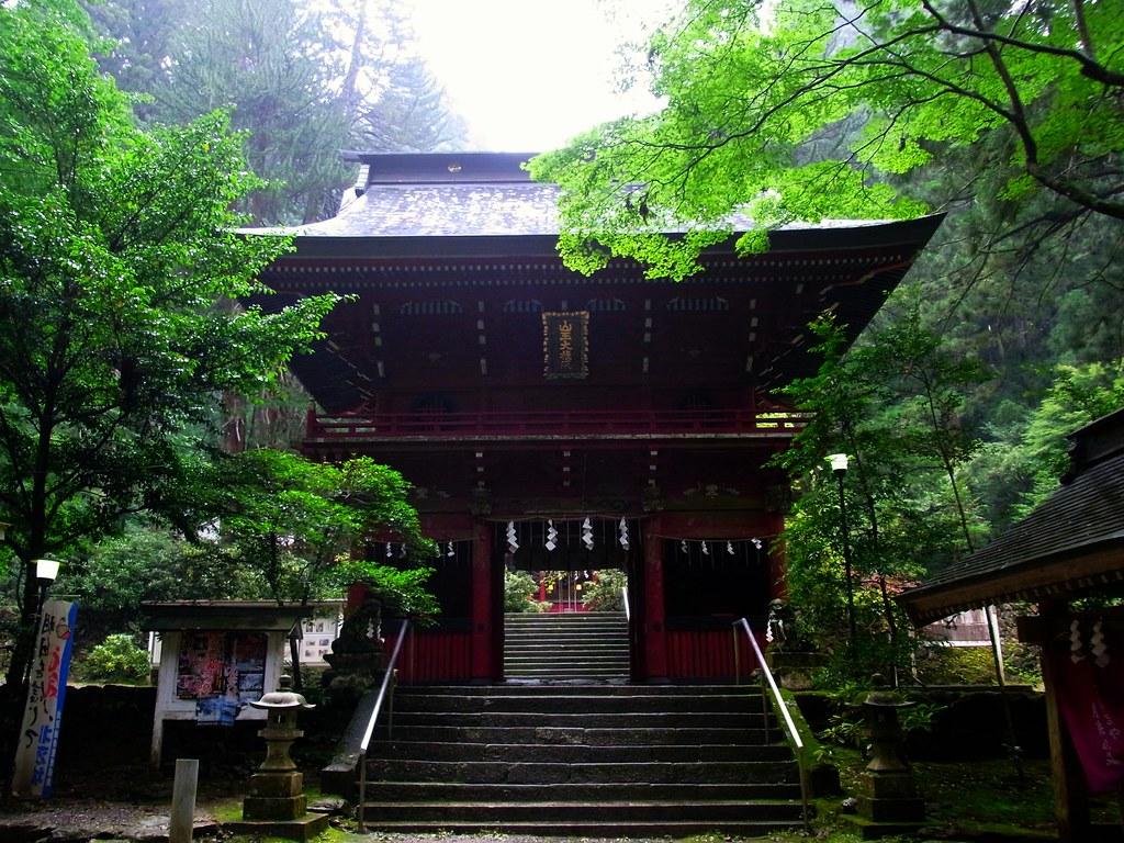 花園神社(北茨城)