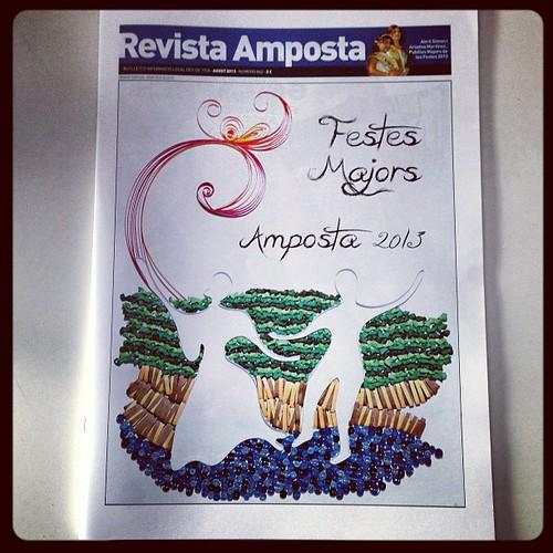 Ja arriben #FestesAmposta2013