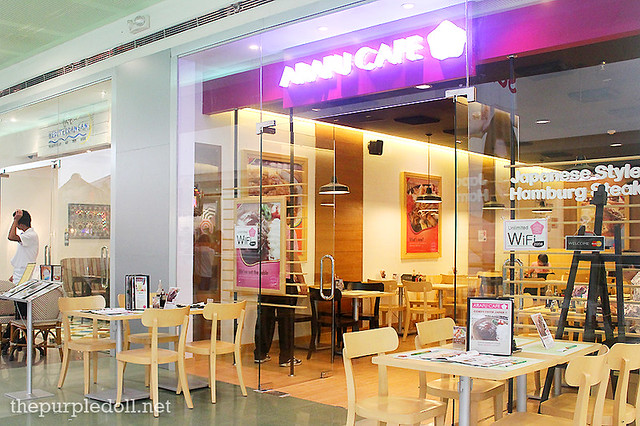 Arafu Cafe SM City North EDSA