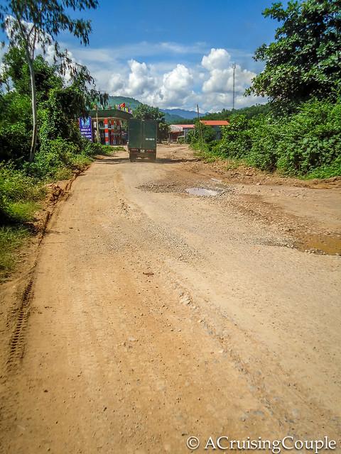 Dirt Road Vietnam