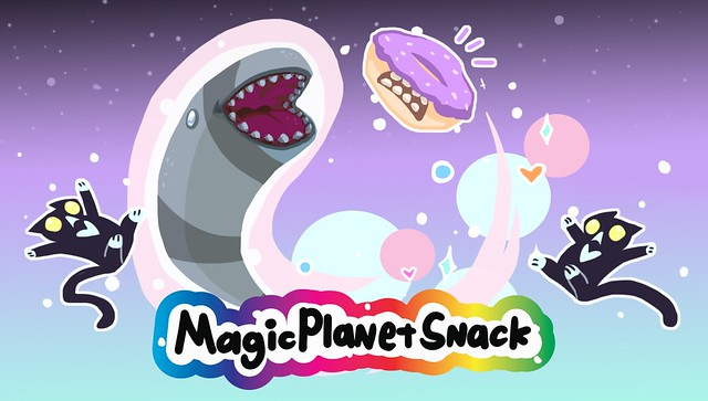 Magic Planet Snack, 02