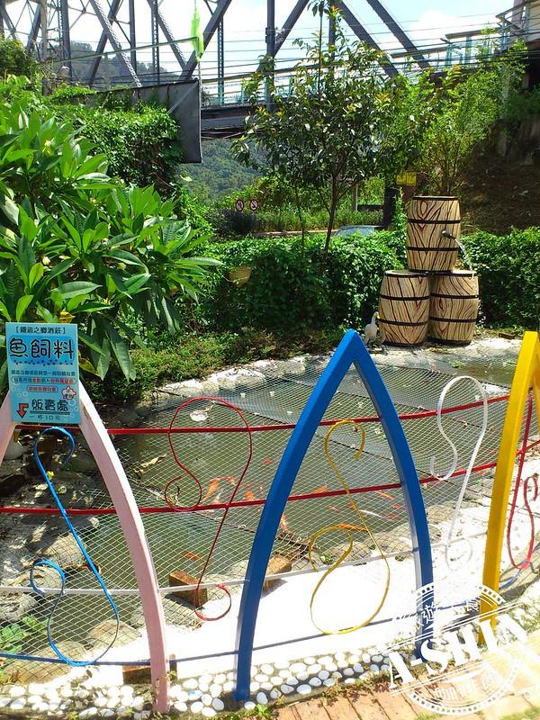 第一酒廠-鐵道之鄉酒莊:逮丸(台灣)魚池