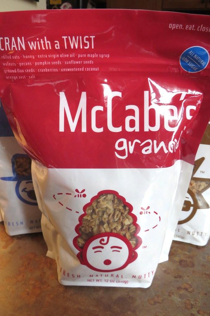 McCabe's Granola