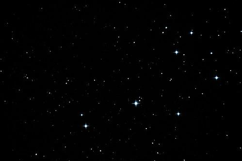 M45: プレアデス星団 (Subaru) / Pleiades / Seven Sisters / Стожары