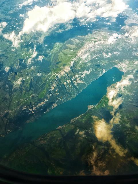 The Walensee (Lake Walen)