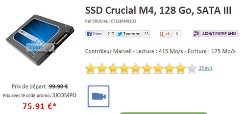 SSD en promo
