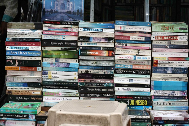 City Landmark – Jacksons Books, Paharganj