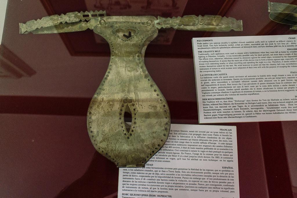 חגורת צניעות מימי הביניים