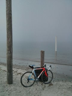 Foggy Bike