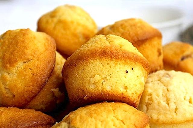 Muffin Ricetta Base Bimby