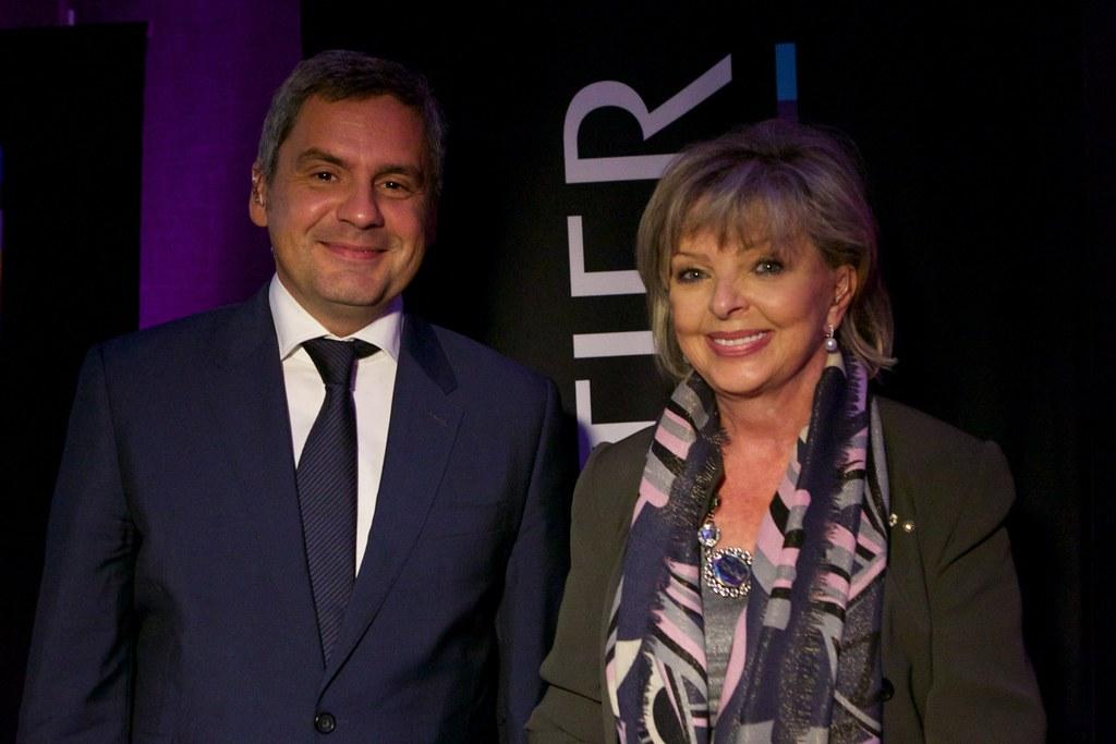 Monsieur Plassard et Madame Watier