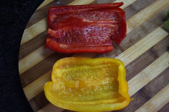 Pappardelle en Salsa Multicolor   (32)