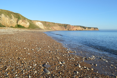 Beach at Easington Colliery