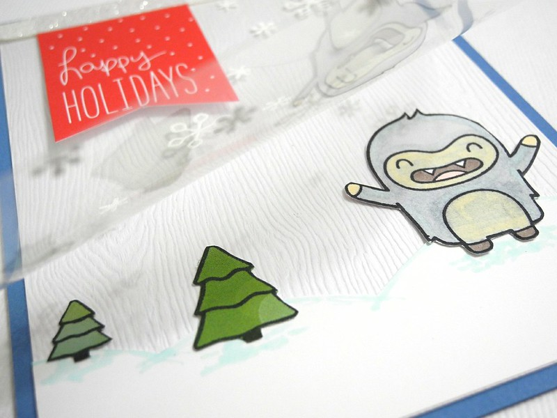 Yeti Holidays (detail)
