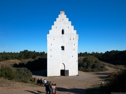 Tilsandede (buried church)
