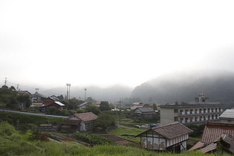 copy morning fog
