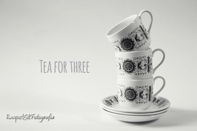 Te para tres