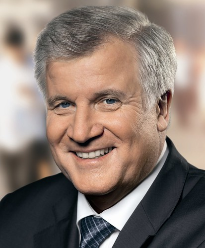 HORST SEEHOFER for CICERO reference image