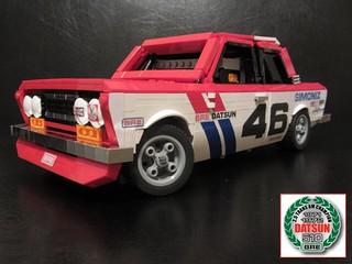 1971 Datsun 510 BRE w/ PF