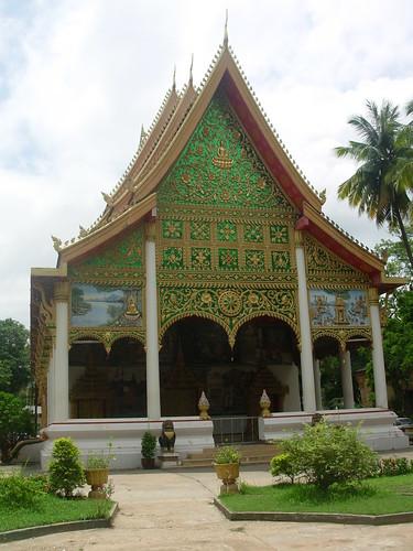 Vientiane 2007-Wat Inpeng (4)