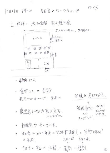 釜芸狂言第1回No120131031
