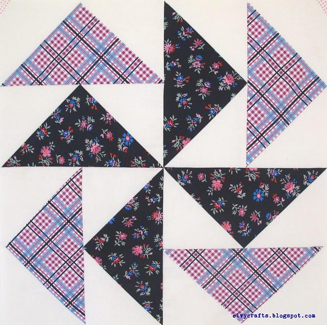 Block 2 - Dutchman's Puzzle