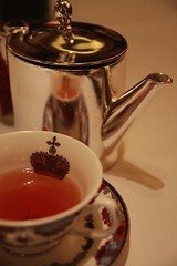 Afternoon Tea @ Hotel Vancouver