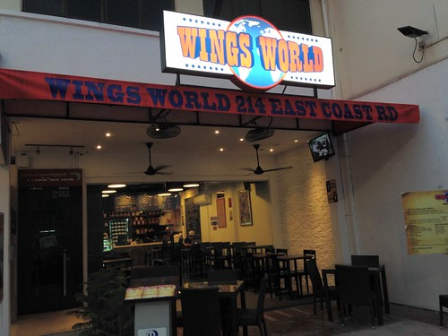 Wings World at Katong
