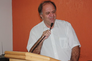 Laércio Lopes, vice-prefeito da cidade de Itapeva