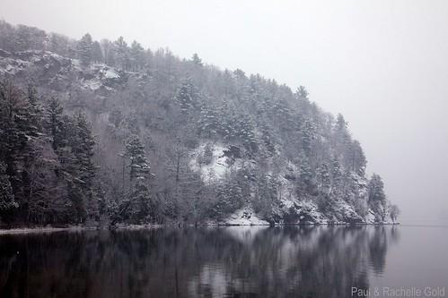 winter gold cottage muskoka lakeofbays canonef24105mmf4lis 2013 5dmarkii rachellepaul rpgold 5dmark2
