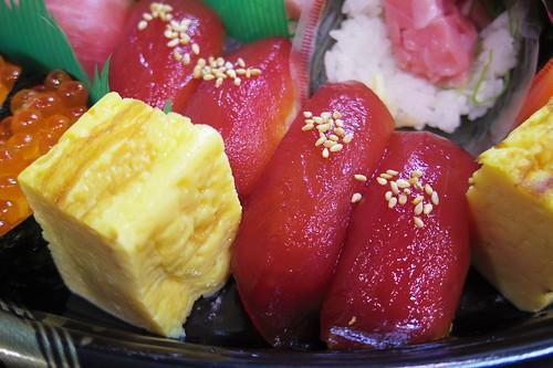 寿司(銀のさら)