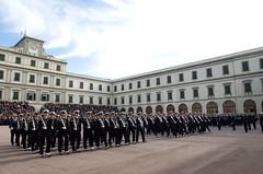 accademia navale giuramento allievi 1 classe  7 dicembre 2013