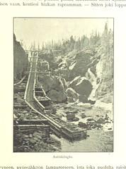 """British Library digitised image from page 55 of """"Veneellä poikki Suomenniemen. Seikkailuja Pohjanmaan vesillä ja saloilla kertoeli Arvo K [i.e. Emil Arvid Korhonen], etc"""""""