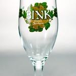 ベルギービール大好き!!【ビンクの専用グラス】(管理人所有 )