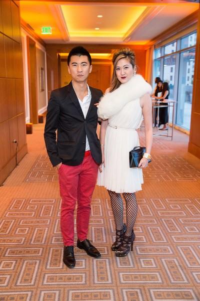 Thomas Liu, Jessica Hon
