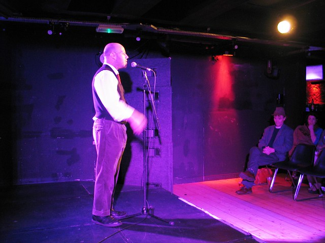 The Book Week Scotland/Inky Fingers Dead Poet Slam: Kurt Schwitters!