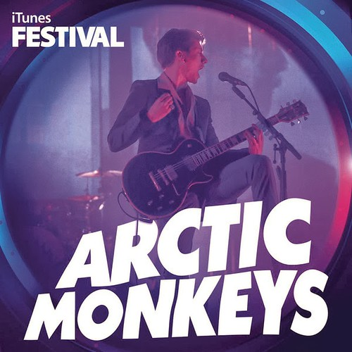 Arctic Monkeys - iTunes Festival London